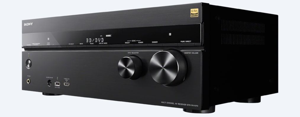 Images de Ampli-tuner AV Home Cinema 7.2 canaux | STR-DN1070
