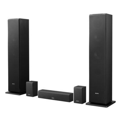 Image de Coffret enceintes Home Cinema