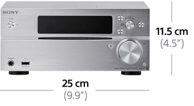 Bild von High-Resolution Audio CD-Receiver mit Bluetooth®