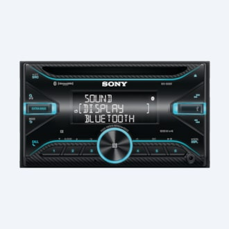 Image de Autoradio CD avec technologie BLUETOOTH®