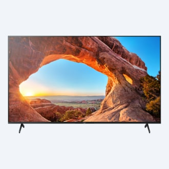 Image de X85J | 4K Ultra HD | Contraste élevé (HDR) | Smart TV (Google TV)