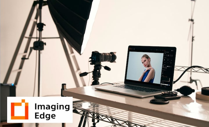 Image de Applications de bureau Imaging Edge