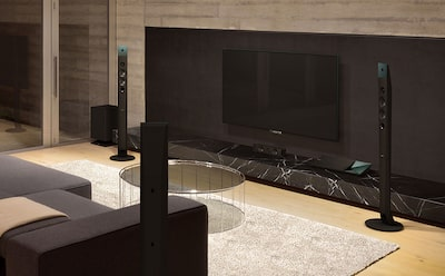 Home Entertainment-Surround Sound von Sony
