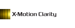 Logo X-Motion Clarity