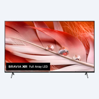 Bild von X90J | BRAVIA XR | Full Array LED | 4K Ultra HD | High Dynamic Range (HDR) | Smart TV (Google TV)