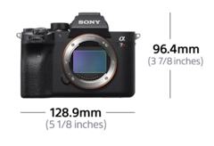 Bild von α7R IV 35-mm-Vollformatkamera mit 61,0 MP