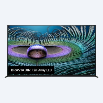 Image de Z9J | BRAVIA XR | MASTER Series | Full Array LED | 8K | Contraste élevé HDR | Smart TV (Google TV)