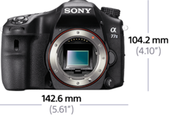 Image de Appareil photo α77 II de qualité reflex
