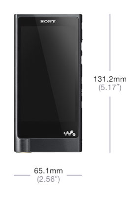 Bild von ZX2  High-Resolution Walkman®