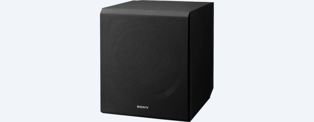 Images de Subwoofer Home Cinema