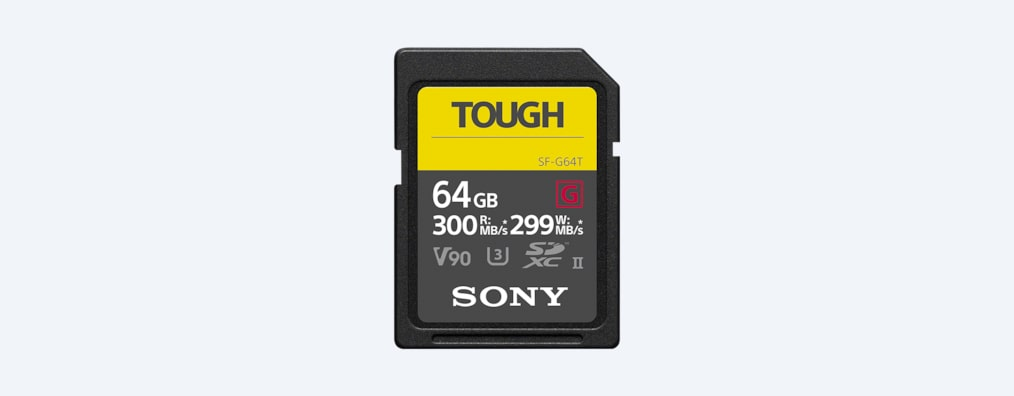 Images de SF-G series TOUGH specification
