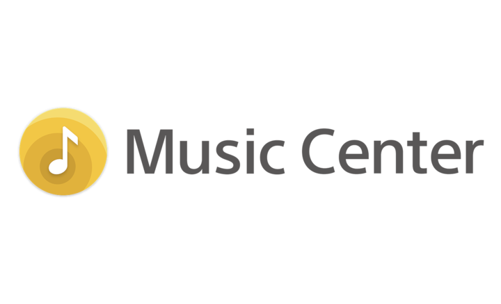Sony | Music Center App