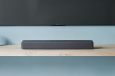 BLUETOOTH Soundbar von Sony im Regal
