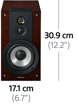 Bild von Heimlautsprecher mit High-Resolution Audio