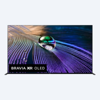 Bild von A90J | BRAVIA XR | MASTER Series| OLED | 4K Ultra HD | High Dynamic Range (HDR) | Smart TV (Google TV)