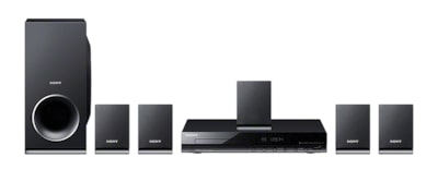 Bilder von DVD-Home Entertainment-System