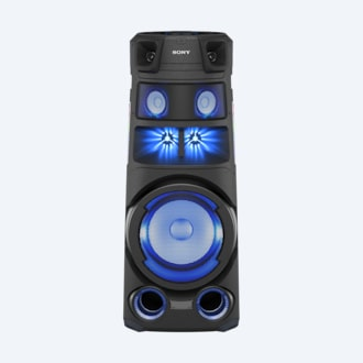 Image de Système audio high-power V83D avec technologie BLUETOOTH®